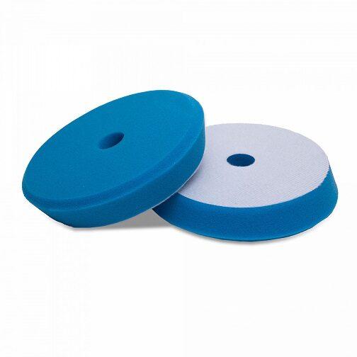 Vidutinio kietumo poliravimo kempinė, mėlyna 130/150 Detail
