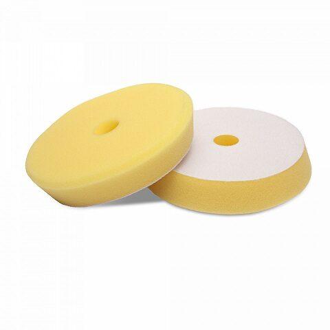 Minkšta poliravimo kempinė, geltona 130/150 Detail