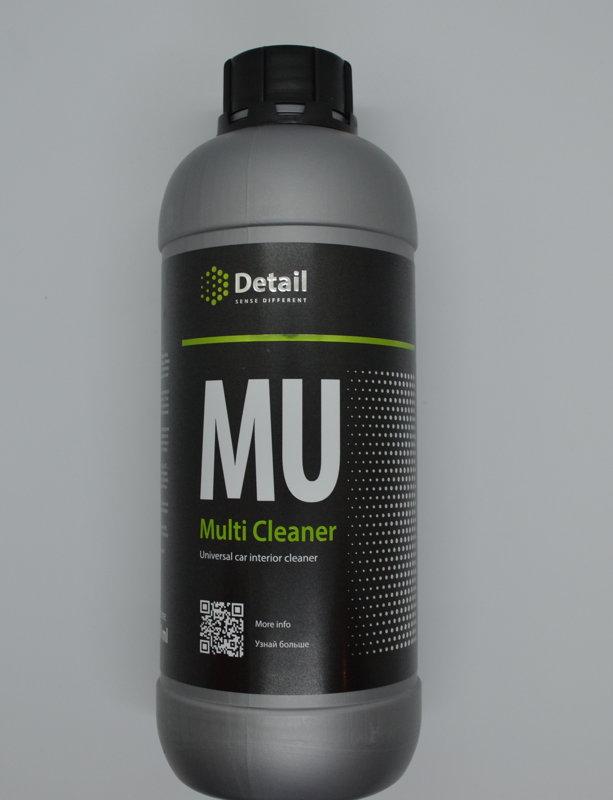 """MU - """"Multi Cleaner"""" valiklis"""