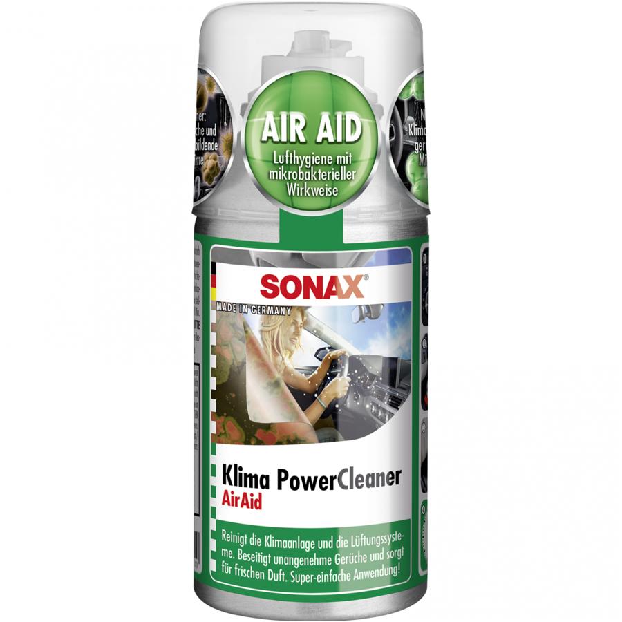 Automobilių oro kondicionavimo sistemos valiklis SONAX