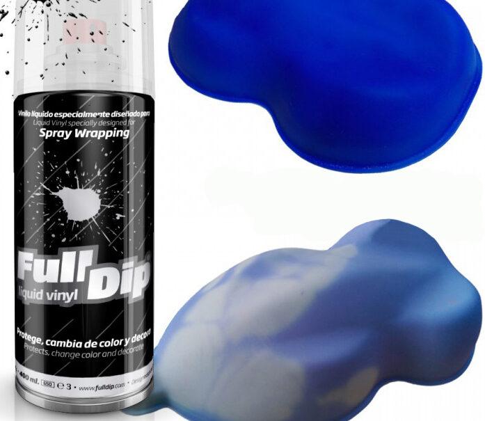 Termo +31 Mėlyni Dažai THERMO BLUE (FullDip 400ml)
