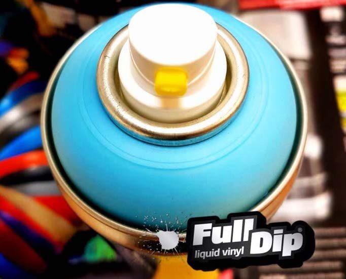 Neoniniai Mėlyni Dažai BLAZE BLUE (Full Dip® 400ml)