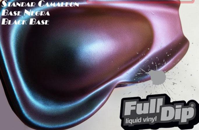 Chameleono Mėlyni Violetiniai Dažai CHAMELEON STANDARD (Full Dip® 400ml)