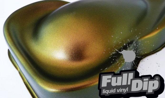 Chameleono Auksiniai Vario Žali Dažai CHAMELEON WORLD MIX (Full Dip® 400ml)