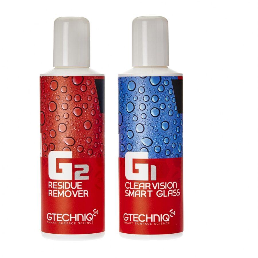 Hidrofobinė danga G1 ClearVision Smart Glass Gtechniq 100ml