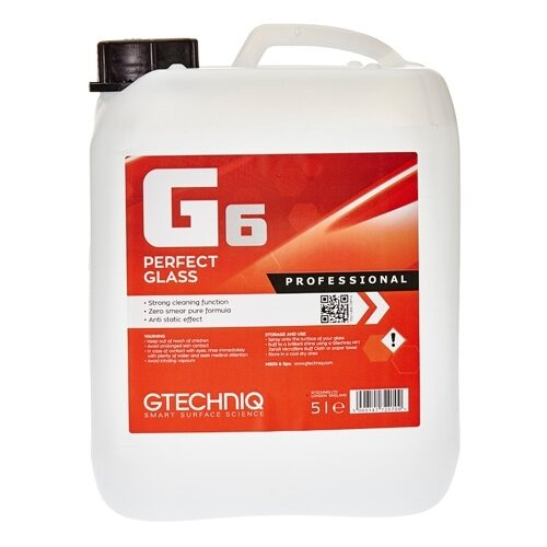 Stiklų valiklis G6 Perfect Glass Gtechniq