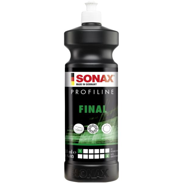 Poliravimo pasta PROFILINE FINAL SONAX 1 l