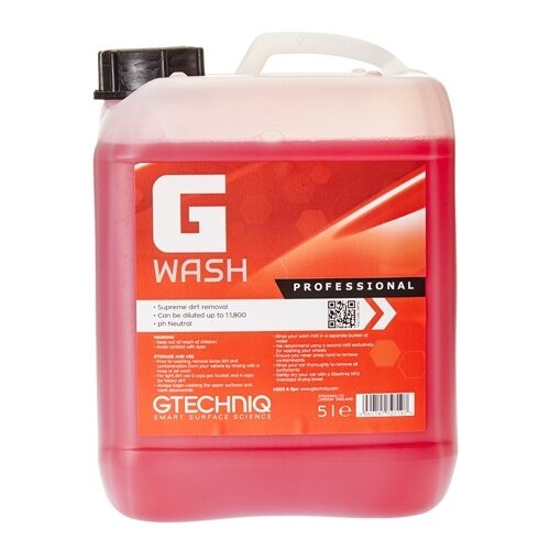 Šampūnas automobiliui plauti GWash Gtechniq