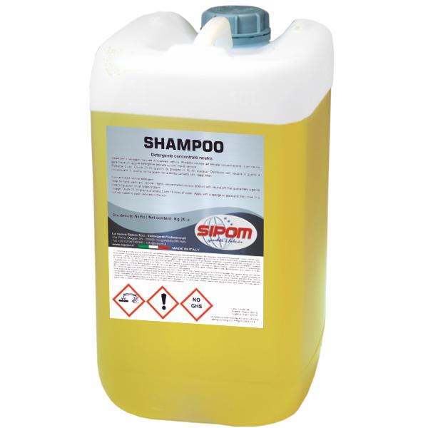 Šampūnas automobiliui plauti SHAMPOO SIPOM