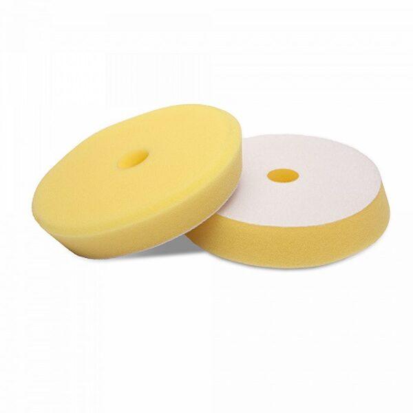 Minkšta poliravimo kempinė, geltona 150/170 Detail
