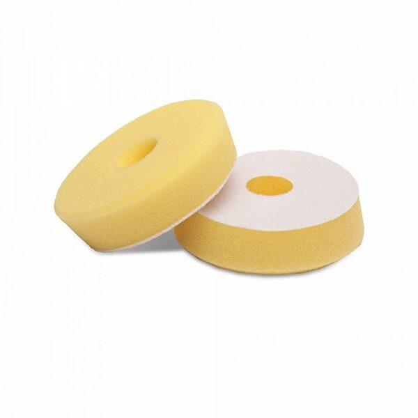 Minkšta poliravimo kempinė, geltona 80/90 Detail