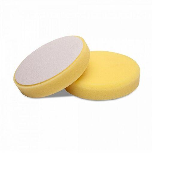 Minkšta poliravimo kempinė, geltona 130/140 Detail