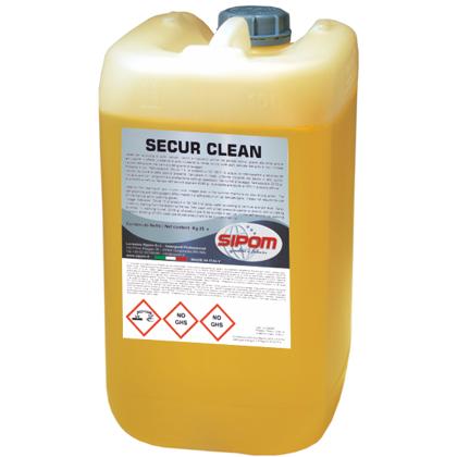 Šarminis ploviklis SECUR CLEAN SIPOM 25 kg