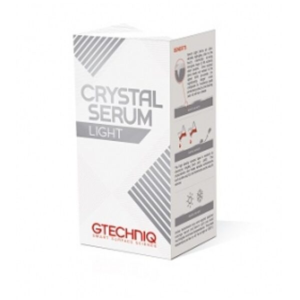 Keramikinė danga automobiliui Crystal Serum Light Gtechniq