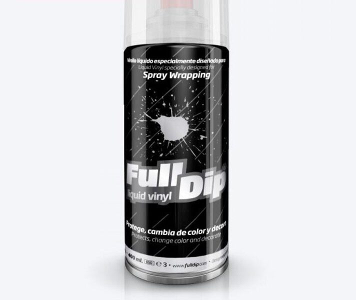 Bespalviai Matiniai Dažai CLEAR MATTE (Full Dip® 400ml)