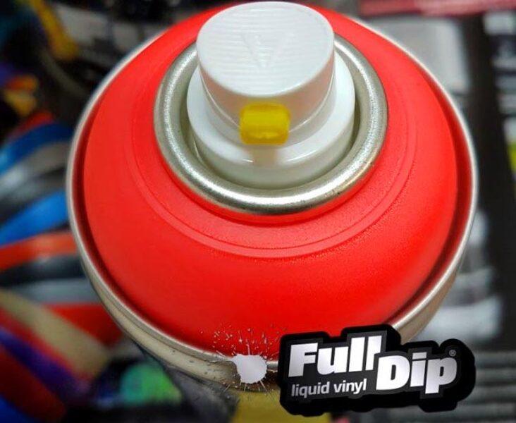 Neoniniai Raudoni Dažai BLAZE RED (Full Dip® 400ml)