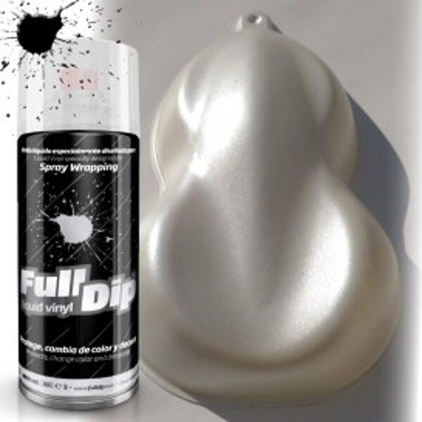 Platininiai Perlo Dažai CLEAR PLATINUM METALLIC PEARL (FullDip 400ml)