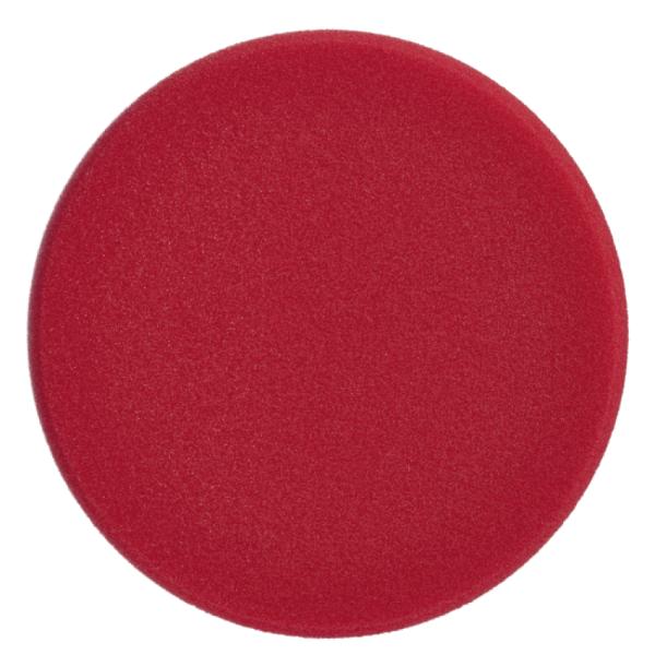 Kietas raudonas poliravimo padas 200mm SONAX