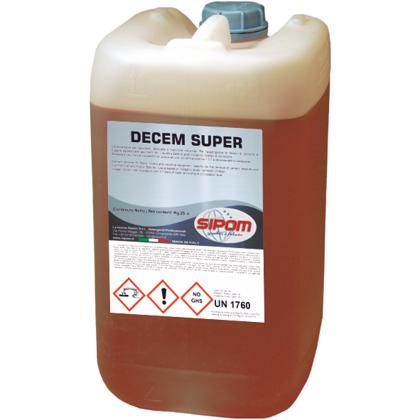 Rūgštinis valiklis DECEM SUPER SIPOM 25kg