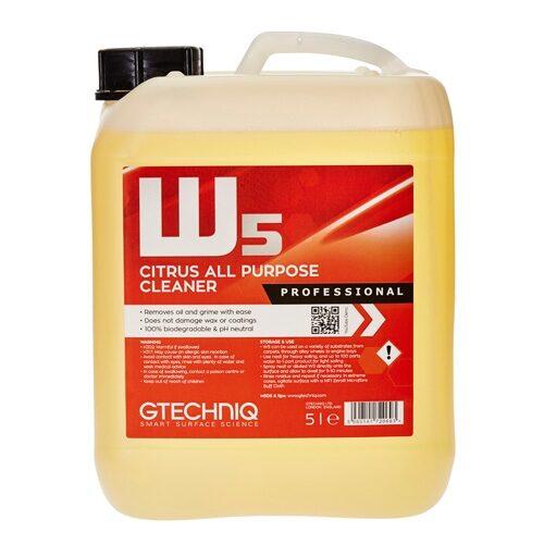 Universali plovimo priemonė W5 Gtechniq